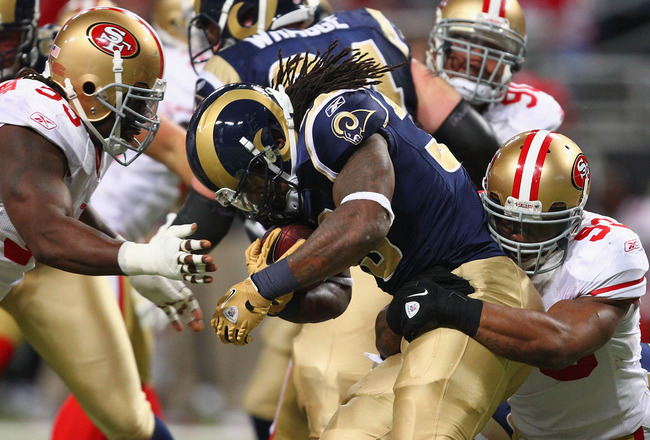 rams beat off san francisco 49ers nfl 2015