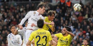 real madrid vs villarreal la liga soccer 2015