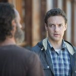 rick grimes with aaron gay action walking dead 2015 remember images