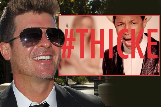 robin thicke and pharrell williams pay millions for ripping off marvin gaye 2015 gossip