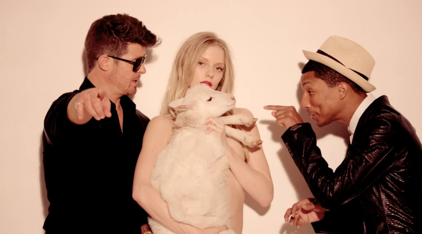 robin thicke pharrell williams cheat blurred lines 2015 gossip