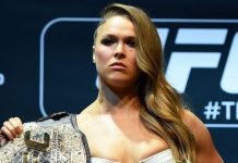 ronda rousey continuing to go hollywood with mile 22