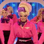 rupauls drag race glamazon airlines act ep 2 2015