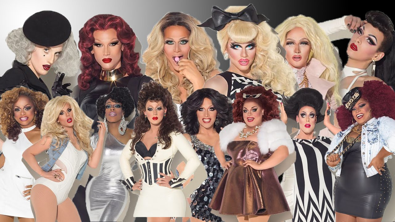 rupauls drag race season 7 cast