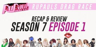 rupauls drag race season 7 ep 1 recap born this way 2015 out in