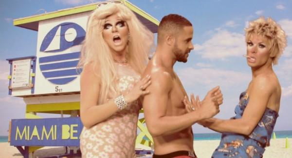 rupauls drag race speedo spoof 2015