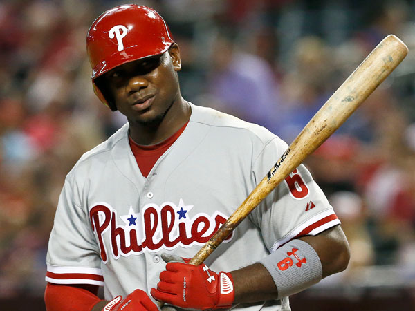 ryan howard most overrated national league baseball players 2015