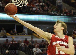 sam dekker university of wisconsin unheralded basketball player 2015
