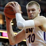 seth tuttle northern iowa mvp basketball 2015