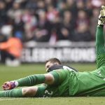 southampton beats burnley premier league soccer 2015