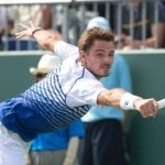 stan wawrinka ousted from miami open masters by adrian mannarino
