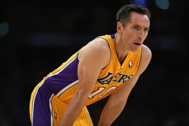 nba mvp steve nash retiring from nba 2015