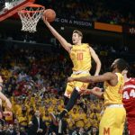 terrapins win over badgers ncaa 2015