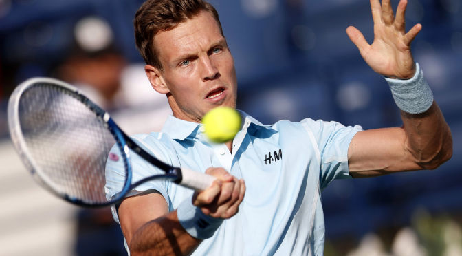 tomas berdych on sunday 2015 miami open masters