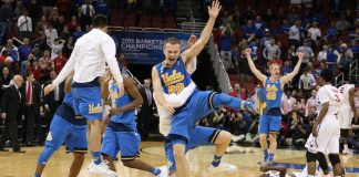 ucla bruins draw with utah for march madness 2015