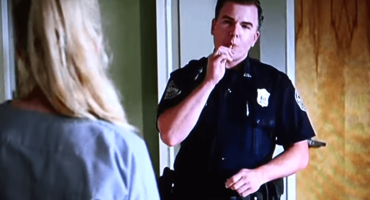 walking dead beth lollipop sharing scene with gorman recap images
