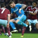 west ham beats sunderland premier league 2015