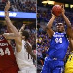 wisconsin vs kentucky final four match march madness 2015