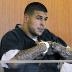 aaron hernandez convicted but continues trials 2015