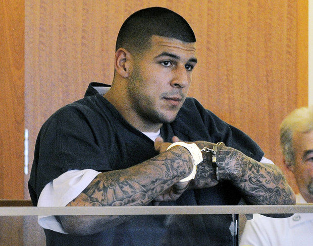 aaron hernandez court room trials contiue 2015