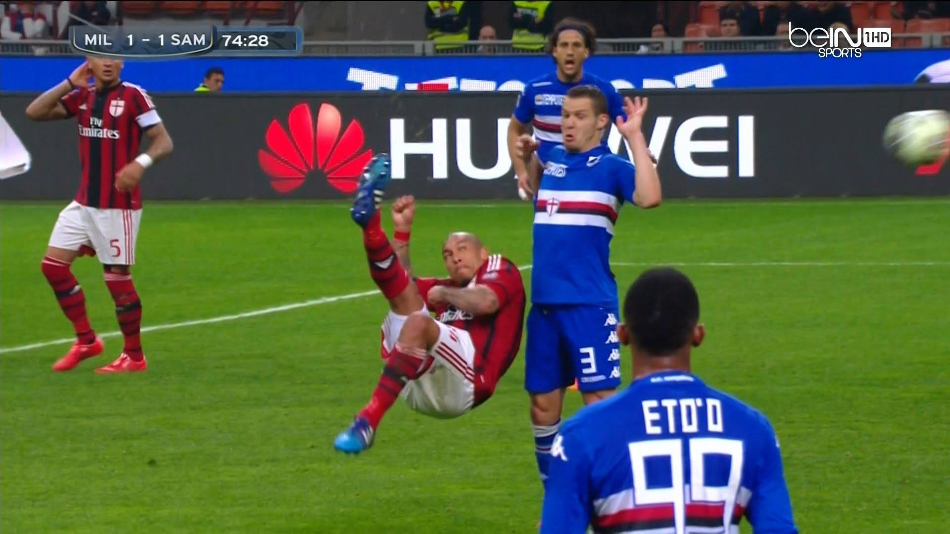 serie a game week 30 recap images 2015 abate