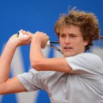 alexander zverev top man on tennis courts 2015