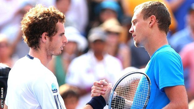 andy murray vs tomas berdych 2015 miami open masters semi finals