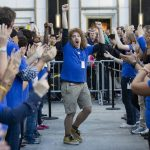 apple launch days draw huge crowds until watch 2015