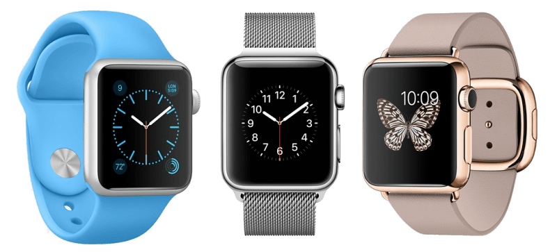 apple watch reviews arrive for pre order 2015