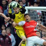 arsenal draws with chelsea premier league week 34 2015