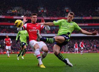 arsenal vs aston villa for fa cup finals 2015