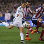 atletico madrid cristiano ronaldo bulges for real madrid la liga 2015