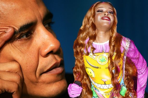 azealia banks wants to do barack obama 2015 gossip