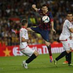 barcelona draws with sevilla la liga 2015 images