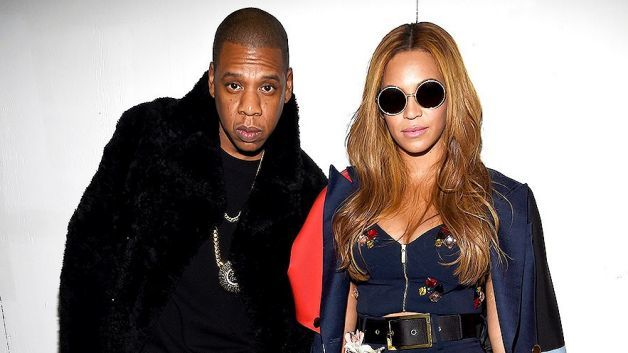 beyonce and jay z making album together 2015 gossip