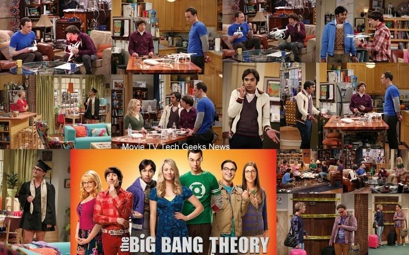 big bang theory ep 822 graduation 2015 images