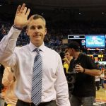 Florida Head Coach Billy Donovan Considering Jump to NBA