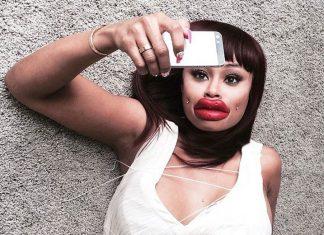 blac chyna makes fun of kylie jenner 2015 gossip