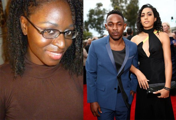 black activist slams kendrick lamar for white light skinned fiance 2015 gossip