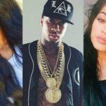 black chyna kylie jenner tyga love triangle feud 2015 gossip