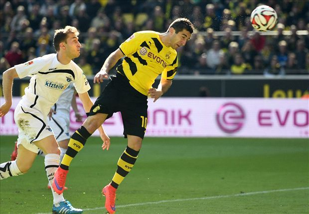 bundesliga week 29 recap images soccer 2015