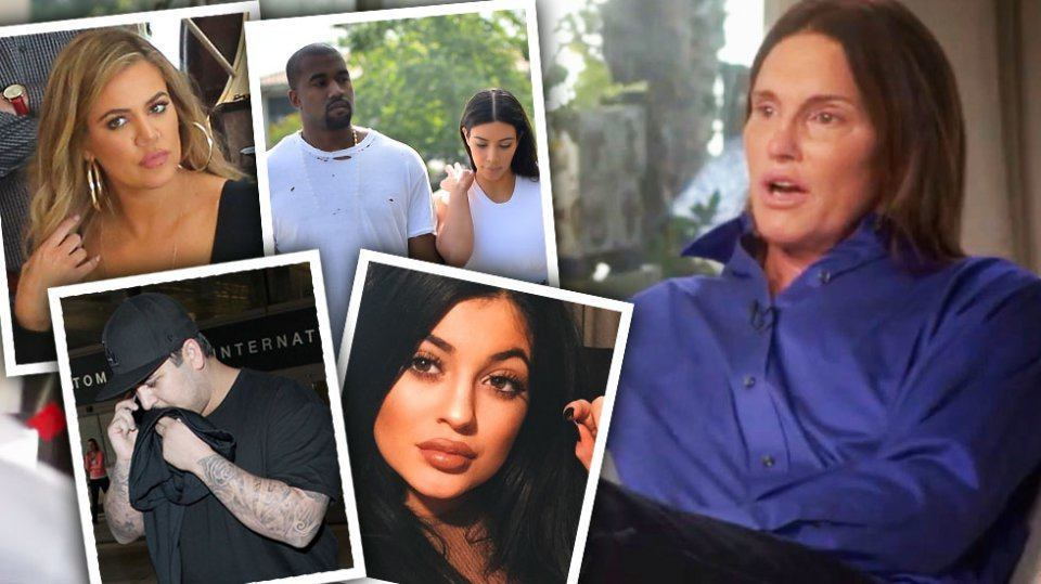bruce jenner talks how kardashian family turned against him 2015 gossip