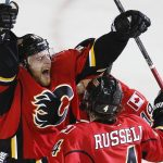 calgary flames move forward in stanley cup playoffs 2015
