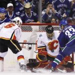 calgary flames vs canucks game 6 stanley cup playoffs 2015