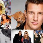 celebrity gossip rob gronkowski ariana grande beyonce 2015 images