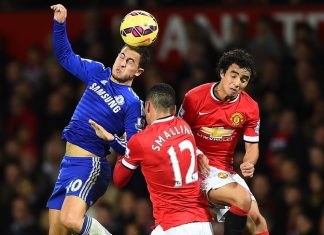 chelsea beats manchester united premier league 2015