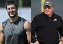 chip kelly reinventing tim tebow with eagles 2015