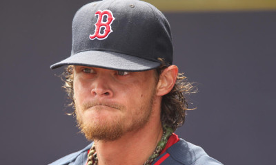 clay buchholz bottoms out for al mlb losers week 1 baseball 2015