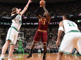 cleveland cavaliers vs boston celtics nba playoffs 2015