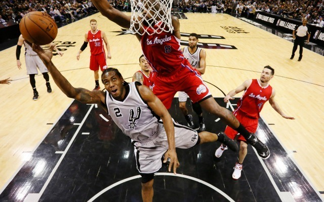 clippers vs spurs nba playoffs 2015